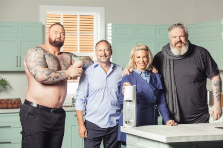 SodaStream uses Game of Thrones actors for new marketing campaign