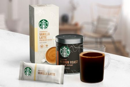 Nestlé and Starbucks launch premium instant coffee
