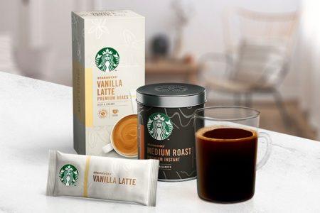 Nestlé and Starbucks launch premium instant coffee