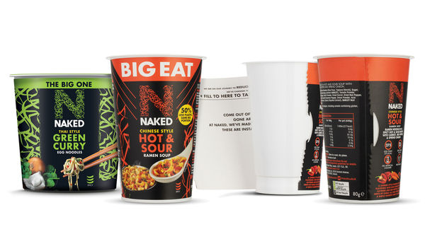 Naked's Big Eat reduces plastic by 50%