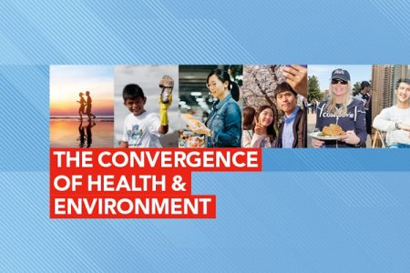 F&B needs to focus on environment and health
