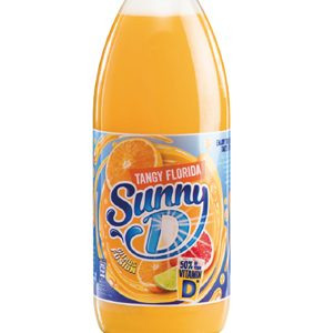 Sunny D relaunch promotes high vitamin D content