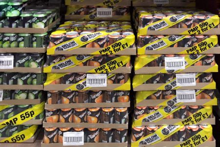 Britvic launches levy labelling
