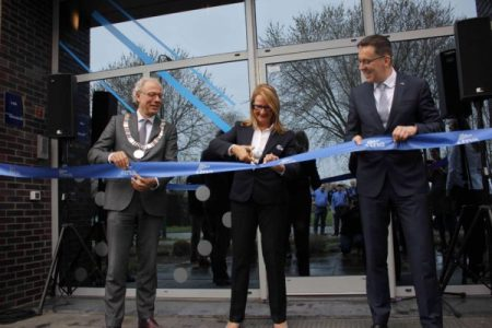 tna opens processing facility in the Netherlands