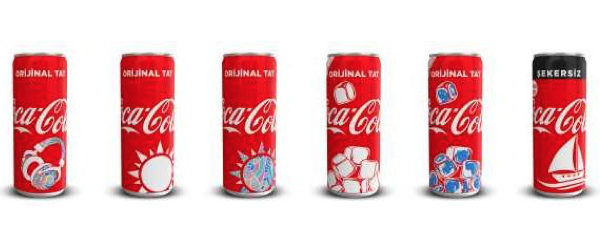 Crown collaborates with Coca-Cola Turkey for summer promo