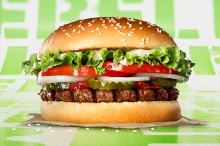 Burger King adds Rebel Whopper in UK