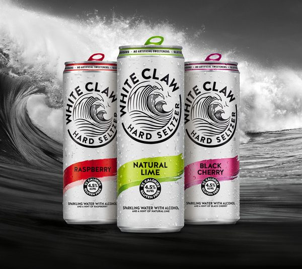 Hard seltzer that revolutionised the US launches in UK