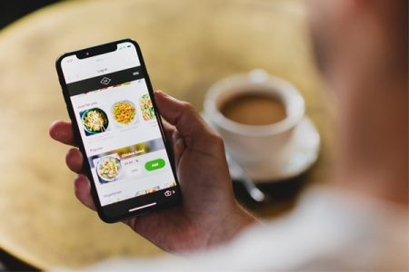 Entrepreneur launches mobile order & pay solution