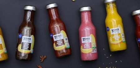 Tesco launches UK's first ever plant-based condiment range