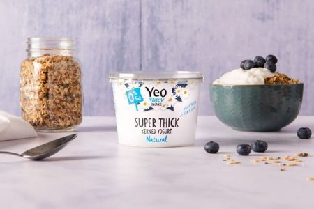 Yeo Valley releases new Super Thick Kerned Yogurt
