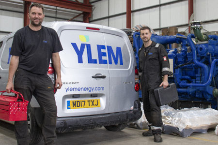 Ylem partners with FDF to help companies on path to net zero