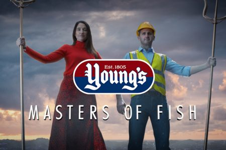 Young's Seafood launches Masters of Fish campaign