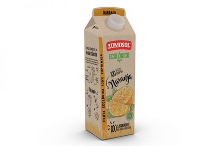 Zumosol switches from plastic to Elopak sustainable cartons